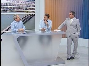 Para o Figueirense, só vitória importa na partida contra o Esporte - Os comentários são de Roberto Alves e Miguel Livramento.