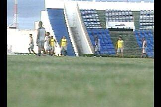 Treze treina pesado e luta para sair da zona de rebaixamento - Apesar da vitória contra o Paysandu pela Série C, time continua na zona de rebaixamento. Próximo domingo Galo enfrenta equipe do Guarani e treina forte para garantir os três pontos na partida.