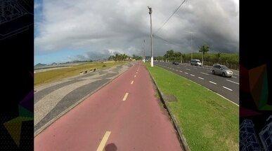 Em Movimento: rotas alternativas (parte 1) - Percorremos uma rota alternativa para quem vai de Jardim Camburi ao Centro de Vitória de bicicleta.