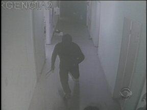 Polícia de São Bento do Sul prende suspeito de agredir paciente dentro de hospital - Polícia de São Bento do Sul prende suspeito de agredir paciente dentro de hospital