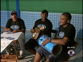 Banda Sambará comemora dois anos com gravação de seu primeiro DVD em Florianópolis - A banda Sambará pretende resgatar as raízes do samba.