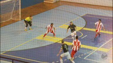Equipe de Cássia é desclassificada da final da Taça EPTV de Futsal - Equipe de Cássia é desclassificada da final da Taça EPTV de Futsal
