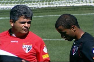 De volta, Lucas é a esperança de Ney Franco para decidir pelo São Paulo - Vendido, meia quer mostrar serviço pois diz ter dívida com o Tricolor.