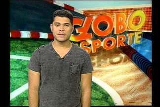 Assista o Globo Esporte Pará do dia 18/08/12 - Matérias sobre Remo, Paysandu e Águia de Marabá nos campeonatos brasileiros