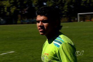Goiás ganha torcedor com sotaque espanhol - Ervir Jimenez é colombiano e tomou conhecimento do clube durante a final da Copa Sul-Americana de 2010. Torcedor sonha em defender o Verdão.