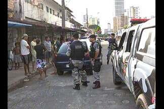 Tenente Coronel Lacerda, da Polícia Militar, foi baleado, no bairro do Guamá, em Belém - Tenente Coronel Lacerda, da Polícia Militar, foi baleado, na tarde deste sábado (18), no bairro do Guamá, em Belém