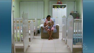 Casa Vhida, em Manaus, é uma das instituições auxiliadas pelo Criança Esperança - A Casa Vhida, em Manaus, é uma das instituições auxiliadas pelo Criança Esperança. O projeto é realizado pela Rede Globo em parceria com a Unesco.