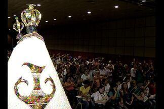 Reunião define últimos detalhes para o início das peregrinações do Círio - Dirigentes são os responsáveis pela novena de Nossa Senhora de Nazaré.Peregrinações acontecem de casa em casa como preparação para o Círio.