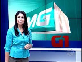 """Confira os destaques do MGTV 1ª edição desta segunda em Uberlândia e região - Em Uberlândia, o ônibus da """"Menina Fantástica"""" está no estacionamento do Griff Shopping. Jovens que sonham em ser modelo têm a oportunidade de ser uma top model do Brasil por meio do concurso."""