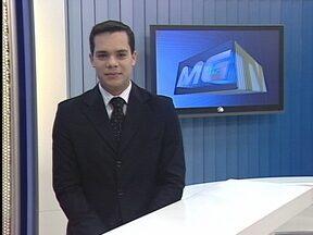 Veja os destaques do MGTV 1ª edição em Uberaba desta segunda (20) - Veja os destaques e notícias desta segunda-feira