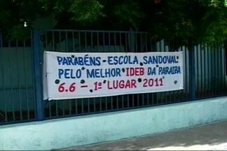 Cidade de Várzea, Sertão da Paraíba, obtém destaque positivo após divulgação do Ideb - Segundo professores, sucesso de escola se deve ao estudo contínuo e a participação da família da vida estudantil dos alunos.