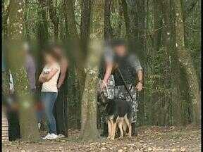Em mais uma operação, polícia prende pessoas que vendiam drogas nos parques da cidade - Segundo a PM, as operações vão virar rotina nos fins de semana