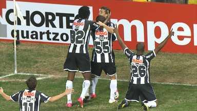 Os melhores momentos de Atlético-MG e Botafogo - Com a vitória por 3 a 2, Galo conquista o título simbólico de campeão do primeiro turno do Brasileirão.
