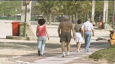 Semana dedicada ao homem chama atenção para cuidados à saúde - Atividades vão até quinta-feira (23) em Santos, em diversos pontos da cidade.