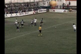 Treze é goleado por 5 a 1 pelo Águia, mas segue fora da zona de rebaixamento - Clube paraibano tem sete pontos conquistados e está em oitavo lugar na tabela do Grupo A da terceira divisão nacional.