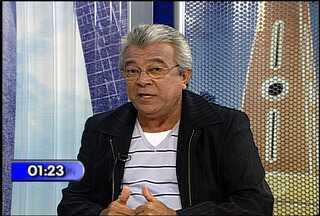 Confira a entrevista com o candidato a prefeito de Aracaju Almeida Lima (PPS) - Confira a entrevista com o candidato a prefeito de Aracaju Almeida Lima (PPS)