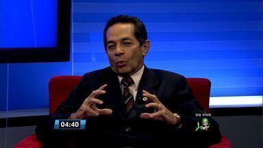 CETV entrevista o candidato à prefeitura de Fortaleza pelo PDT, Heitor Férrer - CETV faz série de entrevistas com os candidatos.
