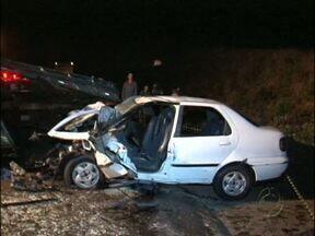 Fim de semana com muitos acidentes nas estradas do sudoeste - As ocorrências foram registradas na região de Pato Branco.