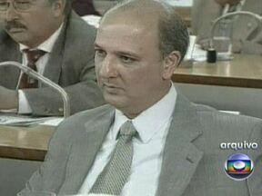 Justiça Federal condena José Roberto Arruda a pagar multa de cerca de R$ 2,5 milhões - O ex-senador foi condenado pela violação do painel eletrônico do Senado, em 2000. Ele também teve os direitos políticos suspensos por cinco anos.