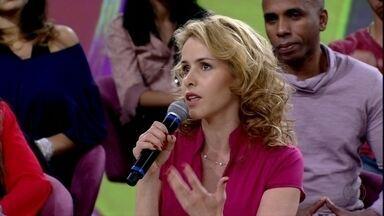 Famosos dão opinião sobre o quadro 'Quem tem Razão' - Belletti e Leona Cavalli conversam sobre o assunto