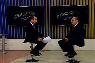 Alexandre Almeida inicia série de entrevistas a candidatos à prefeitura de Campina Grande - Entrevistado tem 5 minutos para responder perguntas diversas.