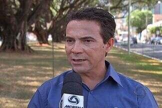 Sidney Melo concede entrevista ao MSTV 2ª Edição - O candidato do PSOL à Prefeitura de Campo Grande fala de seus projetos caso seja eleito.