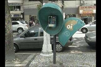 Oi é obrigada a ofertar ligações de graça em orelhões no Pará - Medida da Anatel obriga a operadora a oferecer serviço até 31 de outubro.