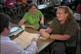 Mutirão da Cidadania é realizado em Cruz Alta - Comunidade pode fazer gratuitamente documentos pessoais