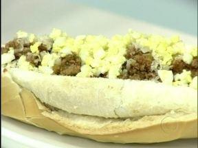 Chef Sudbrack apresenta cachorro-quente nordestino em São Paulo - Ela participa de Copa Gastronômica com a iguaria