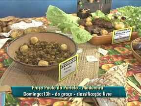 Marquinhos de Oswaldo Cruz faz show na Feira das Yabás, em Madureira - Evento com muita música e gastronomia começa a partir das 13h e acontece na Praça Paulo da Portela. Os shows são de graça.
