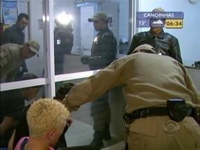 Ladrões uruguaios são presos na Capital - Dupla disse à Polícia que moram nos Ingleses. Eles invadiram uma casa na noite desta segunda-feira.