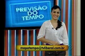 Previsão do tempo - Veja a previsão do tempo em todo estado com a repórter Mariana Sampaio.