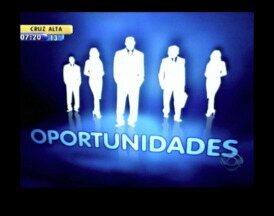 Confira oportunidades de cursos em Porto Alegre - Diariamente, o Bom Dia divulga oportunidades de cursos.