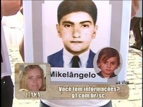 Ajude pessoas cujos parentes estão desaparecidos - Assista ao quadro 'Desaparecidos', do Jornal do Almoço.