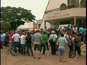 Número de homicídios este ano em Sarandi chega a 34 - Homem, espancado na praça, morreu dentro da Igreja