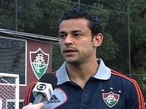 Fred exalta estilo de jogo agressivo do Fluminense no Brasileiro - Números provam que Tricolor tem a mesma produção jogando em casa ou fora dos seus domínios.