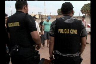 Polícia prende suspeitos de ter matado agricultor em Castelo dos Sonhos - Nove pessoas foram presas nesta segunda-feira (10), suspeitas de participação na invasão e depredação da Delegacia de Castelo dos Sonhos, município próximo à Altamira, sudoeste do Pará.