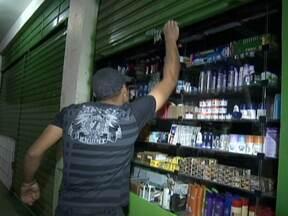 Cidade do DF tem toque de recolher por conta da violência - A população da cidade de Gama do Leste teme sair à noite. O comércio também fecha as suas portas cedo, por medo da violência e do tráfico de drogas na cidade.