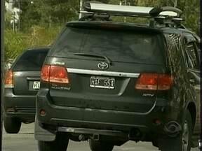 Estados do Sul do Brasil preparam sistema independente de multas para carros estrangeiros - Estados do Sul do Brasil preparam sistema independente de multas para carros estrangeiros