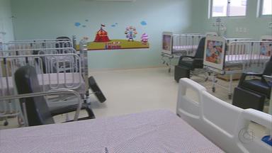 Novo serviço de emergência começa a funcionar em hospital de Cortês, na Mata Sul - Unidade de saúde substitui o antigo hospital que, há dois anos, foi destruído por uma enchente.