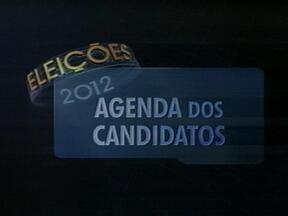 Confira a agenda dos candidatos à prefeitura de Erechim, RS - Diariamente, o RBS Notícias divulga a agenda dos candidatos à prefeitura de Erechim.