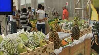 Fortaleza sediou nesta semana a Frutal - Evento reuniu empresários do ramo de frutas e flores.