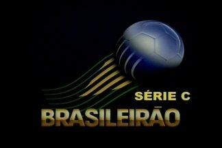 Treze perde para o Fortaleza pela Série C - Veja os gols da partida.