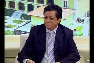 Sabia mais sobre o esquema de segurança nas Eleições 2012 - Delegado Sílvio Maués, diretor de Polícia do Interior do Pará, explica como será a tuação dos policiais durante o dia da eleição e como ficam os serviços oferecidos nas seccionais e delegacias do estado.