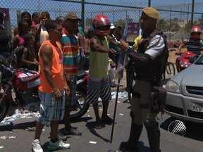 Setenta e uma pessoas são presas na Bahia no dia das eleições - As ocorrências foram por prática de boca de urna, transporte de eleitores, compra de voto e outros delitos.