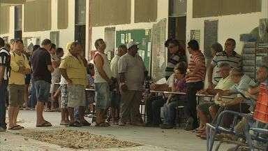 Veja como foi a votação em Fortaleza - Confira os detalhes da votação na Uece.