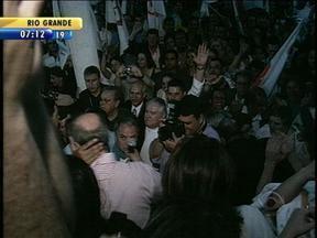 Cezar Schirmer vence eleições de Santa Maria, RS - Prefeito eleito obteve mais de 54% dos votos.
