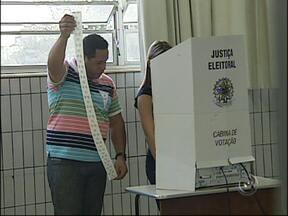 Amary e Pannunzio vão disputar segundo turno em Sorocaba, SP - Os candidatos Renato Amary e Antonio Carlos Pannunzio vão disputar o segundo turno das eleições em Sorocaba (SP). Eles tiveram 39% e 35,6% dos votos, respectivamente. Confira como foram as eleições na cidade.