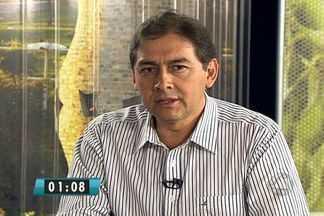 Candidato do PP, Alcides Bernal, é entrevistado no MSTV - Hoje, o MSTV 1ª Edição conversa com os candidatos que vão disputar o segundo turno para prefeitura de Campo Grande. Por ordem definida em sorteio, o primeiro entrevistado é Alcides Bernal (PP).