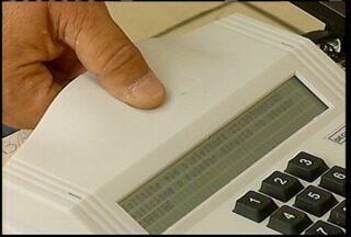 Pela segunda vez, Curvelo tem eleições com identificação biométrica - Com mais de 70% dos votos, Maurílio Guimarães, do DEM, foi eleito para o terceiro mandato.